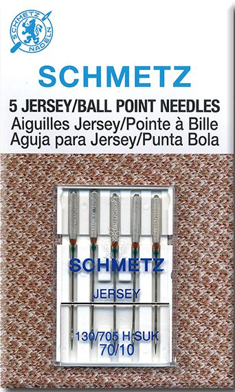 BALL POINT (JERSEY) NEEDLES