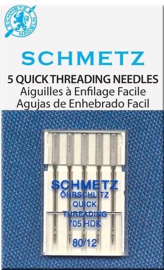 QUICK THREADING NEEDLES