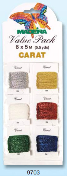 VALUE PACK CARAT  6 X 5M